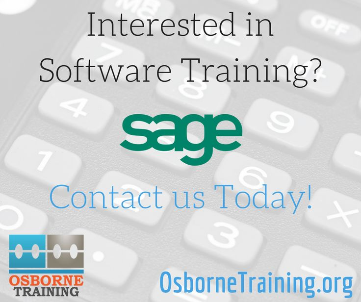 Looking for a career in payroll?  Click to learn more.  https://www.osbornetraining.org/sage-payroll-courses