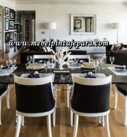 Set Ruang Makan Minimalis Modern