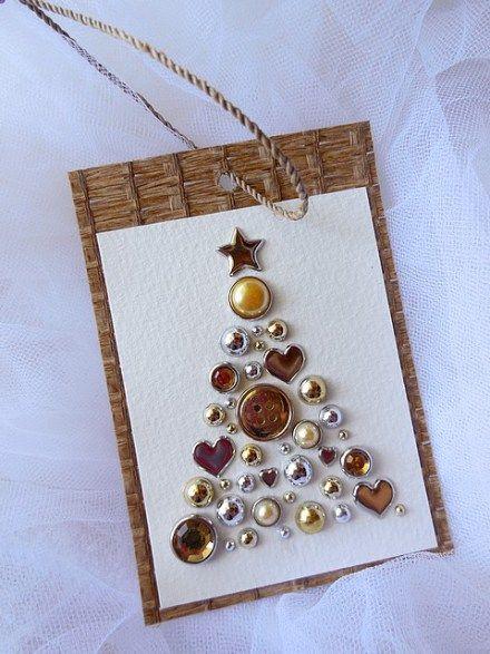 Cartes de Noël – Noël gourmand sur l'atelier à scrap