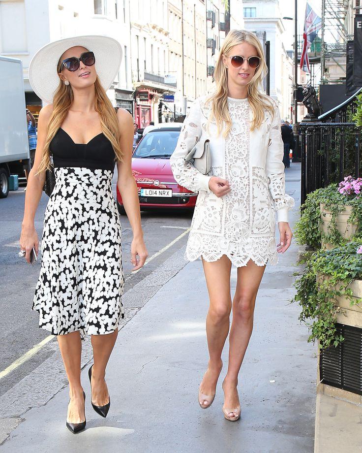 Fresca di matrimonio, Nicky Hilton supera il tasso stilistico della sorella Paris. Abito bianco 1, stampe floreali 0  -cosmopolitan.it