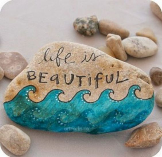 Awesome DIY Rock Painting Ideas 71