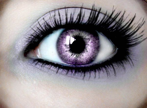 Behind these purple eyes by Inthemindofsarah.deviantart.com on @DeviantArt