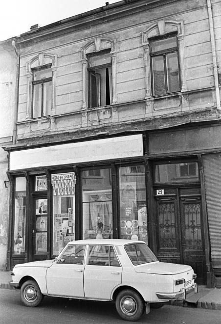 Ferencesek utcája (Sallai utca) 29.