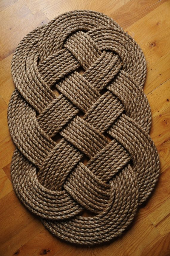 Best 25 Rope Rug Ideas On Pinterest Diy Rugs Crafts And