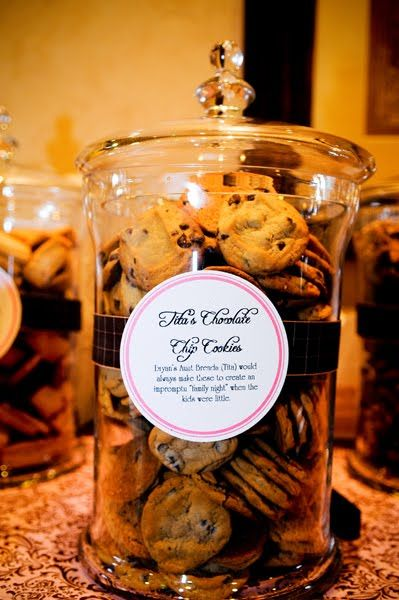 Best 25+ Cookie buffet ideas on Pinterest | Wedding favours useful ...