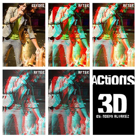 Action 3D