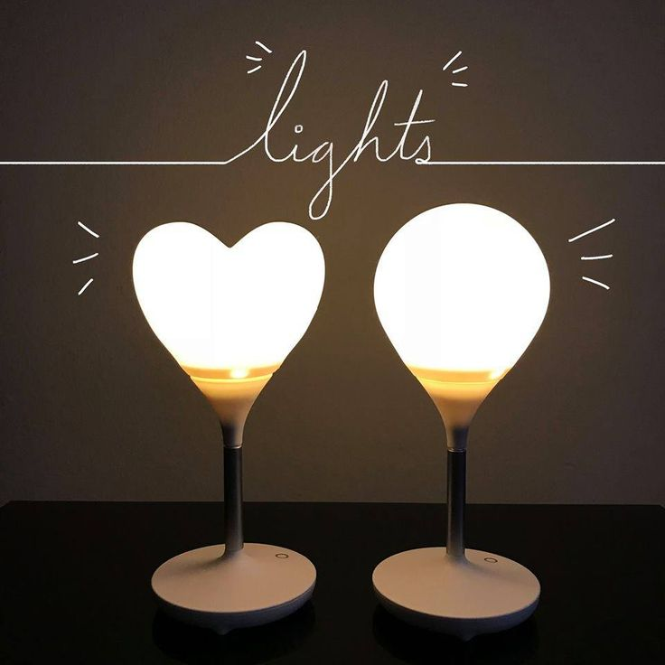 """Robot Heart Lamp - K-drama addicts unite!!!   Inspired by the popular Korean drama that has been top of our list of must-watch K-dramas, """"I'm *** * Robot"""", we have brought in this cute heart LED lamp that has been featured in most of the scenes!"""