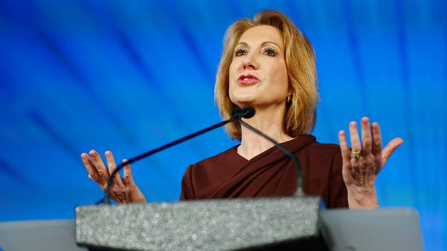 Post Debate Poll Shows Carly Fiorina Surging Past Donald Trump