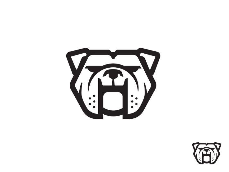 Bulldog 4 Drib by Mike Bruner #Design Popular #Dribbble #shots