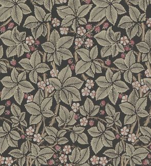 Tapet William Morris - Bramble - William Morris Bramble Brun
