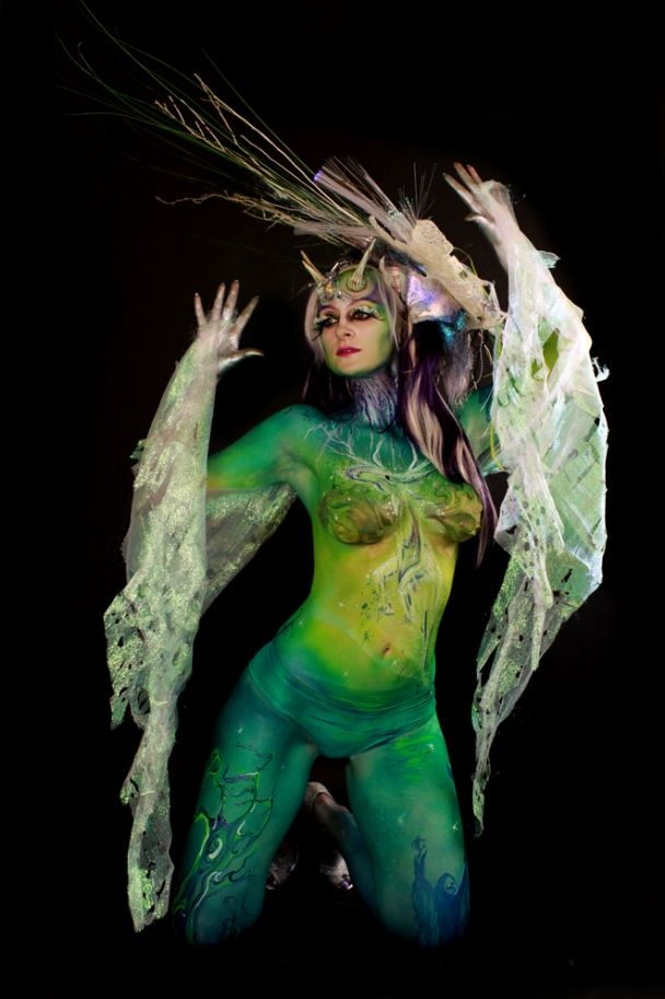 Amerikan Body Art Pixie Paint