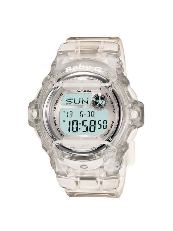 Lovely Ladies Sport Watches Casio BG169R-7B Baby-G Clear Whale Digital Sport Watch http://www.squidoo.com/best-sport-watches
