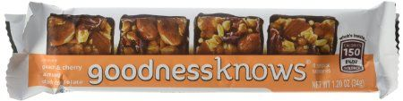 #Amazon: $5.19: Amazon Prime Pantry : Goodnessknows snack bars - 12 count box for $5 (prime pantry only) #LavaHot http://www.lavahotdeals.com/us/cheap/amazon-prime-pantry-goodnessknows-snack-bars-12-count/84993