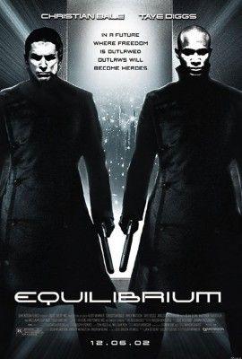 Equilibrium http://www.imdb.com/title/tt0238380/