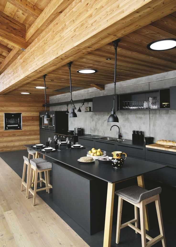 Best 25 best kitchen designs ideas on pinterest design for kitchen best kitchen and kitchen - Sleek kitchen designs ...