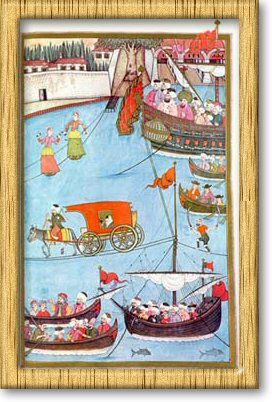Levni (17. yüzyıl sonları, Edirne- 1732, İstanbul), asıl adı Abdülcelil Çelebi, Lale Devri'