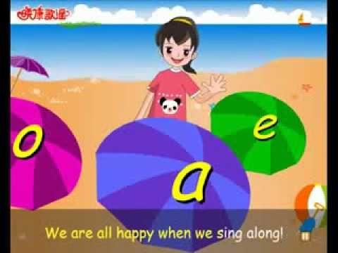 Alfabeto en Chino - Aprende Chino para niños con videos - chino.webn - YouTube
