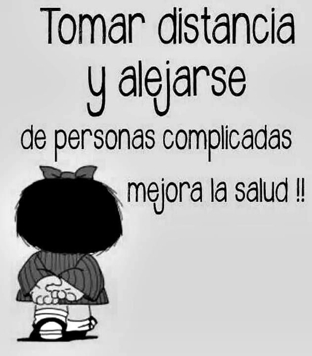 Mafalda // <3 // Mensagem // Espanhol