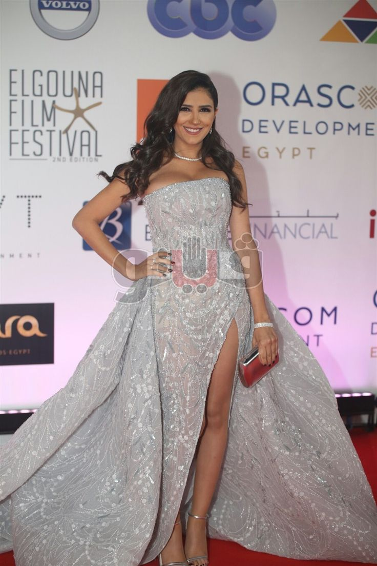 نتيجة بحث الصور عن حفل افتتاح مهرجان الجونة السينمائي الدولي Arab Celebrities Festival Dress Egyptian Actress