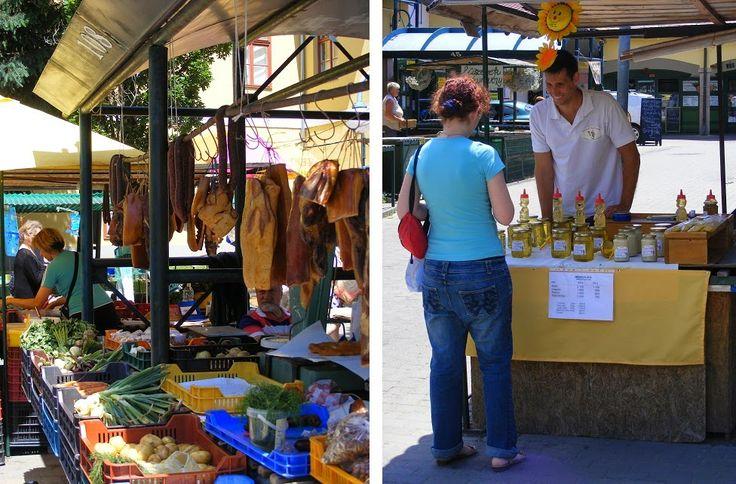 #market #Hungary Boldog Kukta: Váci piac