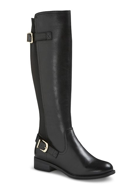 30 Classic Boots You'll Have Forever #refinery29 http://www.refinery29.com/knee-high-boots-fall-2014#slide1