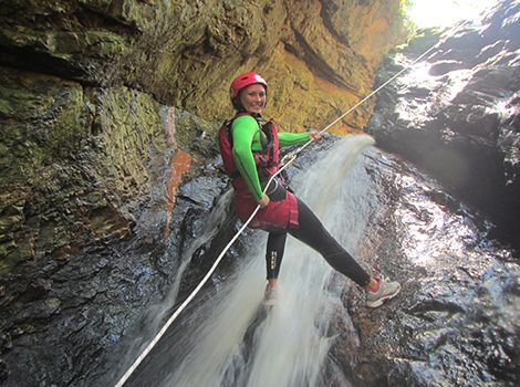 Africanyon Abseiling - Abseiling Trips on the Garden Route, South Africa