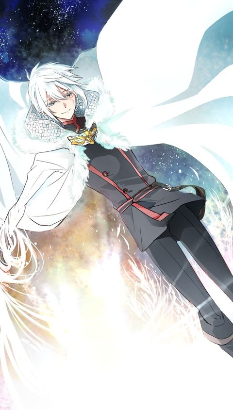 Day 7 anime crush Allen Walker I have a lot of anime crushes it was hard to pick one!