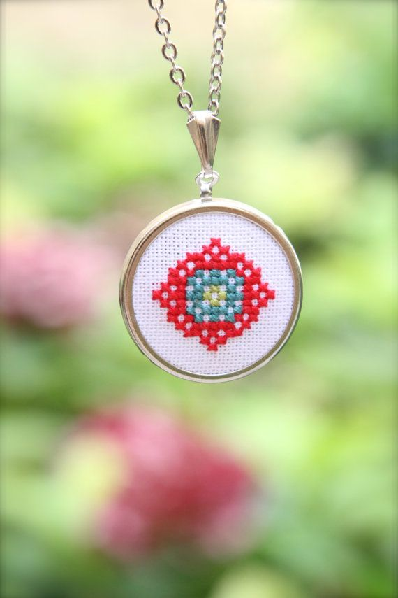 Hey, I found this really awesome Etsy listing at https://www.etsy.com/listing/184296084/ethnic-hand-embroidered-necklace