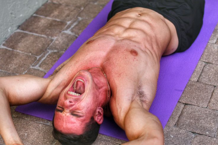 Brendan Meyers | Six Pack? Intense Home Ab Workout - ONLY 5 Minutes Long
