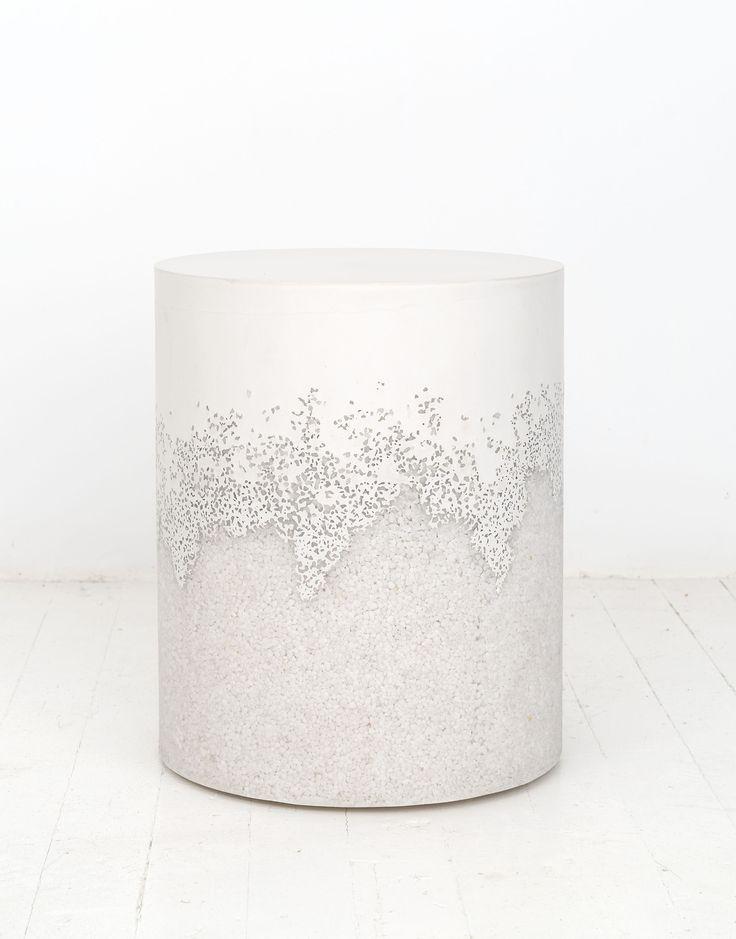 White Cement + Quartz