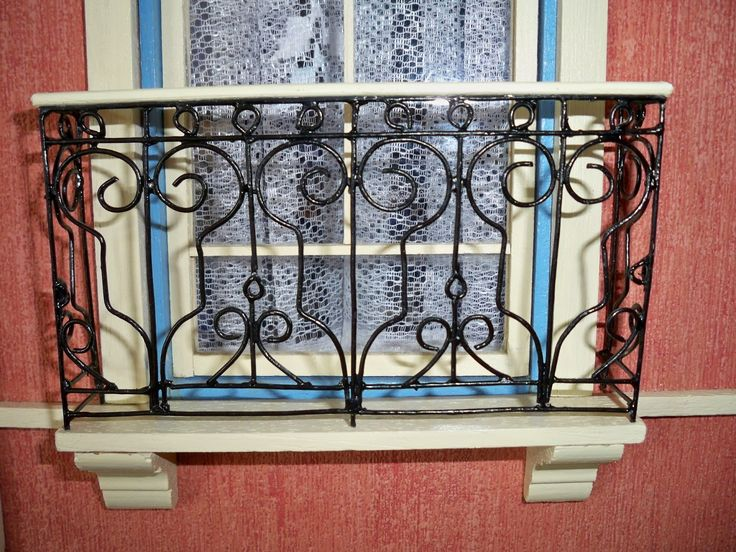 Wrought iron railing tutorial use google translate for Balcony translate