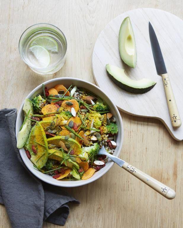 Quinoasotto végétarien pour 4 personnes - Recettes Elle à Table