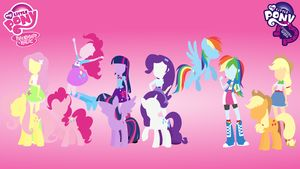 Multiple Ponies on #Friendship-Is-Magic - deviantART