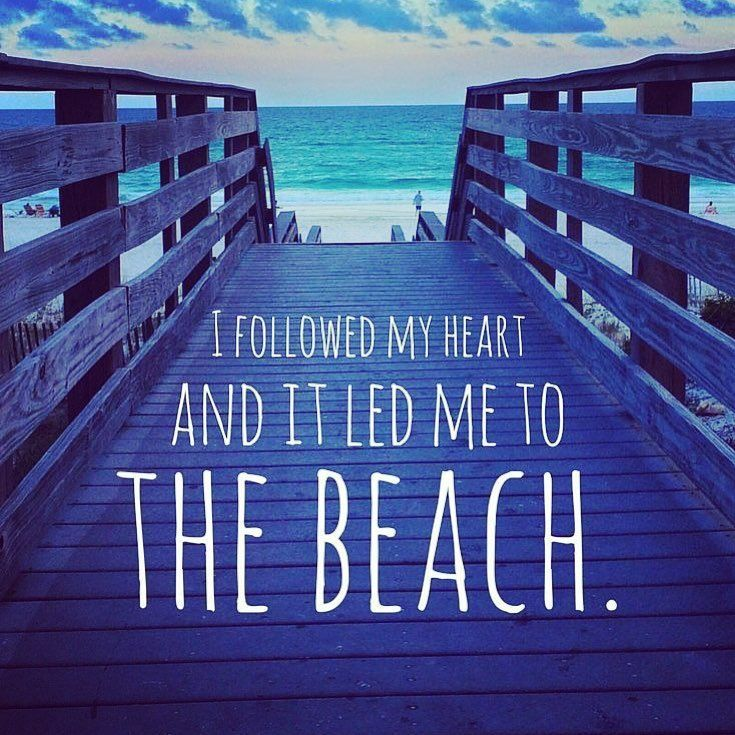 New 80 Awesome Beach Quotes For Summer 3