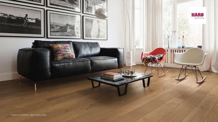 Smoked Oak Markant Timber Flooring on ArchiPro