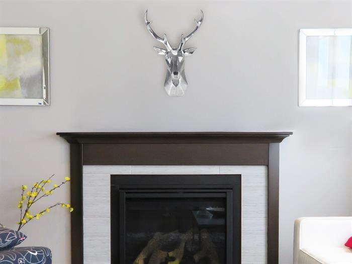 23 besten Dekoideen Wohnzimmer für Tisch und Wand Bilder auf Pinterest - dekoideen wohnzimmer modern
