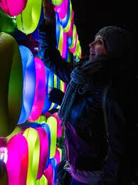 passers by interacting with led screens - Google Search