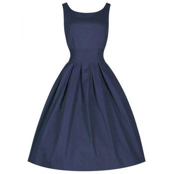GET $50 NOW | Join Dresslily: Get YOUR $50 NOW!https://m.dresslily.com/scoop-collar-sleeveless-solid-color-midi-dress-product1289983.html?seid=GKMfd226rSEvrUh4bAEUb3Ml48