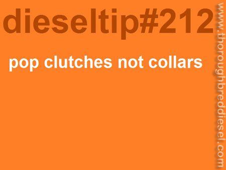 diesel tips # 212