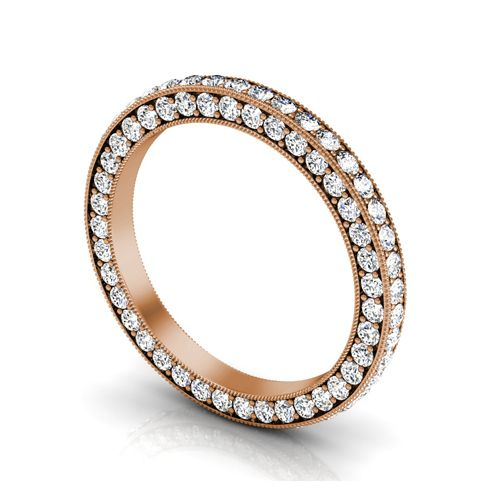 Fresh My Love Wedding Ring specializes in custom made jewelry like custom made wedding bands and custom engagement rings