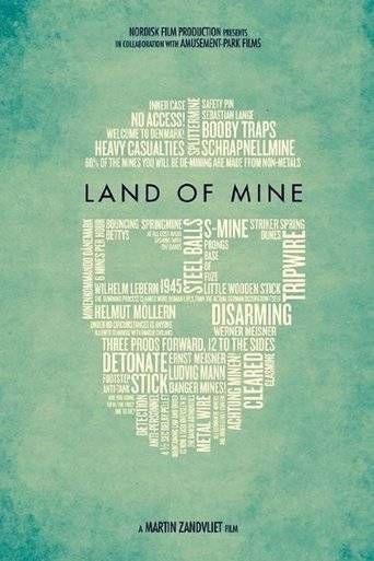 Land of Mine (2015) ταινιες Online | anime movies series