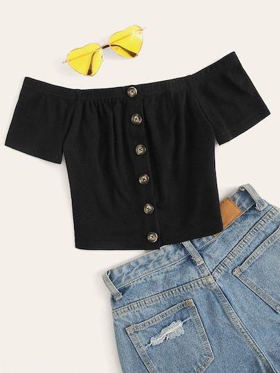 aae6fad8c Ropa y moda de Mujer al mejor precio online | SHEIN ES | Verano Nina ...