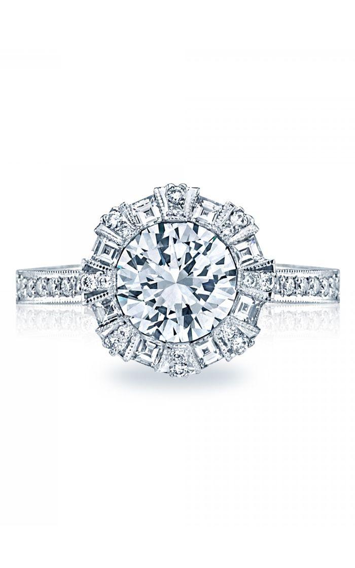 31 best Tacori Engagement Rings images on Pinterest ...