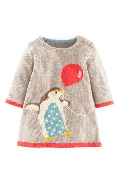 Mini+Boden+Knit+Dress+(Baby+Girls)+available+at+#Nordstrom