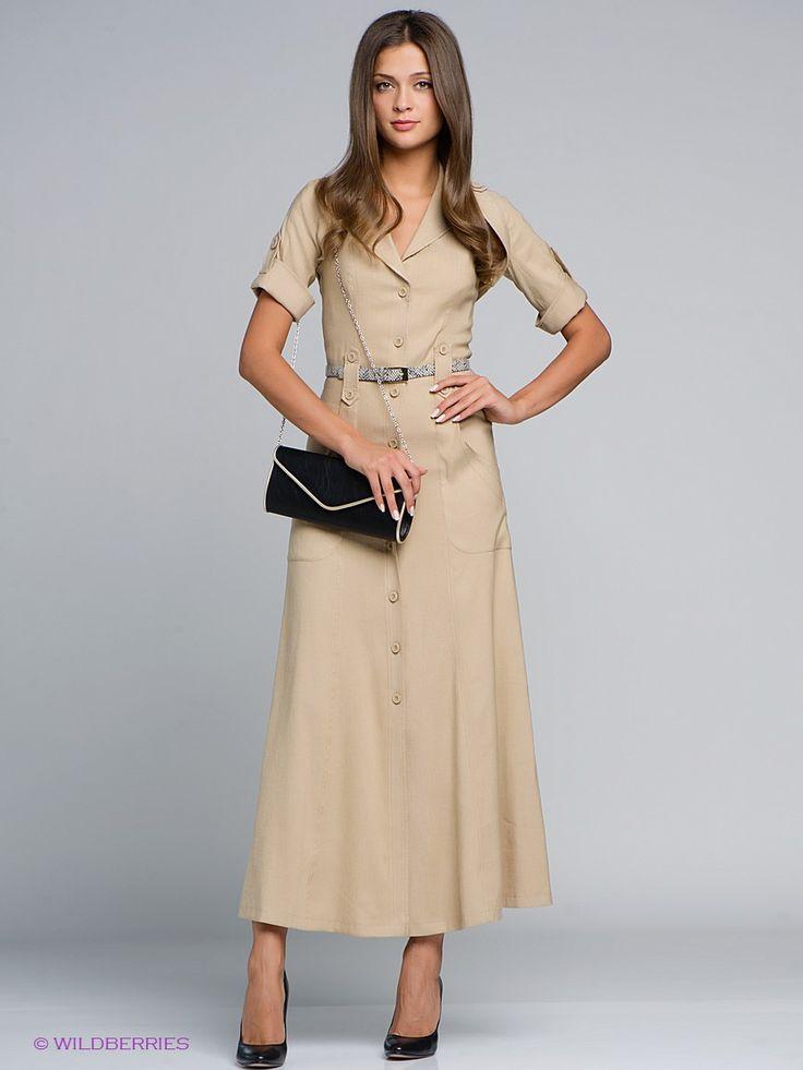 Летние платья сафари 7