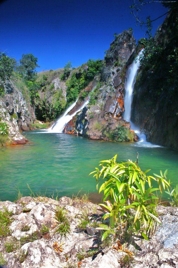 UNESCO World Heritage Site .Cerrado Protected Area - Chapada dos Veadeiros, BRAZIL