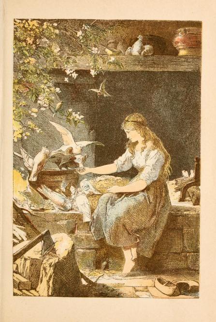 Cuentos de hadas de Grim (1893) - Cenicienta
