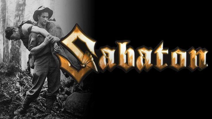 Sabaton - The Ballad Of Bull [LYRIC VIDEO] [HD+]