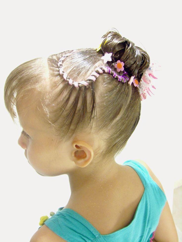 85 best peinados para ni as images on pinterest cute - Peinados de ninas ...