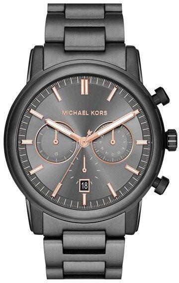 MICHAEL Michael Kors Michael Kors 'Pennant' Chronograph Bracelet Watch, 43mm (Nordstrom Exclusive)